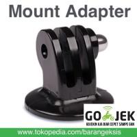 Jual Action Cam Tripod / Monopod Adapter Mount For SJCAM / GoPro / YiCam Murah