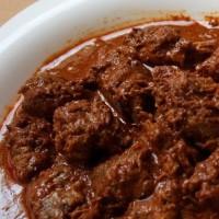 Jual Daging Rendang Mutton / Rendang Kambing Vegetarian Evergreen Siap Saji Murah