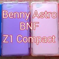 Softcase, Silikon, Sony Xperia Z1 Compact, Z1 Mini, D5503, Docomo