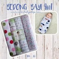 Babymix - Bedong Carters /kolaco 4in1 Baby - BDG 35