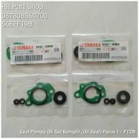Seal Pompa Oli Set Komplit (Oil Seal) Force 1 / F1ZR, Original New