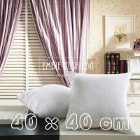 Jual Bantal Sofa / Insert Cushion, Ukuran 40 x 40 cm Murah