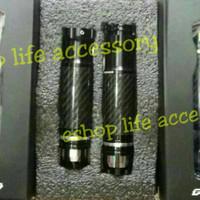 PROMO Grip handfat stang carbon/karbon universal ninja 250 r25 r15 cbr