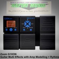 harga Efek Gitar Zoom G1xon / Zoom G1x On / Zoom G1x-on Baru 100% Murah Tokopedia.com
