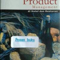 Buku Food Product Management Di Hotel Dan Restoran