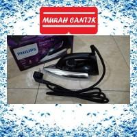 Setrika Philips HD1173 / HD 1173 Hitam, Setrika Classic JT01