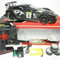 Mobil Rc Honda NSX Carbon Drift 4wd Skala 1:14