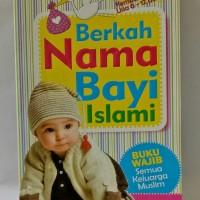 BERKAH NAMA BAYI ISLAMI