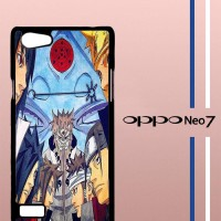 Naruto Hagoromo Clan Casing Custom Hardcase Hp Oppo Neo 7 | A33 Case