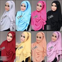Jual Hijab/ Jilbab Instan Pastan pearl Moon ( Grosir, Murah, Terbaru ) Murah