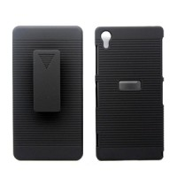 Armor Bumper Case Premium with Holdster for Sony Xperia Z1