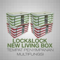 Lock & Lock New Living Box