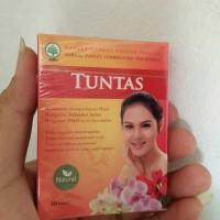 Jamu Herbal Pil Tuntas / haid / terlambat bulan
