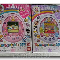 Jual New Tamagotchi mix 20th Anniversary ver Royal pink dan Royal white m!x Murah