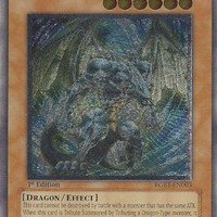 Kartu Yugioh Strong Wind Dragon [Ultimate Rare]