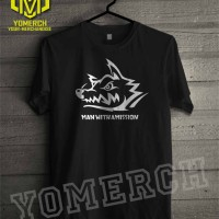Baju / Kaos BAND MAN WITH A MISSION simple keren (Must Buy) YOMERCH
