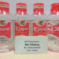 Klaper all over oil / minyak kelapa klaper 100 ml