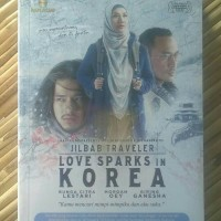 Jilbab traveler love sparks in korea by. asma nadia