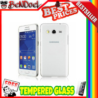 [PAKET] Ultrathin Case Samsung Galaxy Core 2 Duos |FREE TEMPERED GLASS