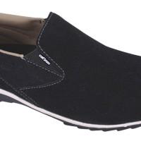Sepatu Slip On Kulit Pria / Sepatu Casual Pria Catenzo ( MR 749 )