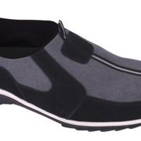 Sepatu Slip On Kulit Pria / Sepatu Casual Pria Catenzo ( MR 758 )