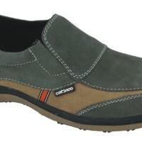 Sepatu Loafers Kulit Pria / Sepatu Casual Pria Catenzo ( MP 072 )