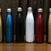 Botol Tumbler Model S'Well Starbucks Double Wall Polos