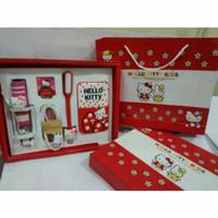 Jual Power Bank Paket Hello Kitty 5 in 1 Murah