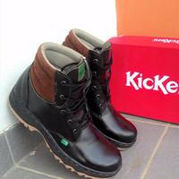 Sepatu boot murah boots keren keren kickers masa kini sekolah