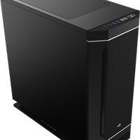 HOT DESIGN Aerocool DS 230 Black - Pure Silence - 7 Colors Led Lighti