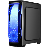LIMITED EDITION SEGOTEP HALO BLACK - FULL SIDE WINDOW + FRONT 3 X 12CM