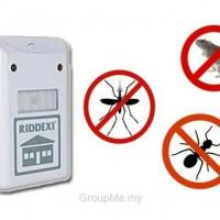 Jual pengusir tikus kecoa nyamuk RIDDEX | Pengusir Tikus | Ridddex Murah
