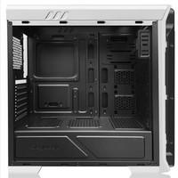 HOT SEGOTEP LUX WHITE - FULL SIDE WINDOW + FRONT 3 X 12CM LED FAN USB