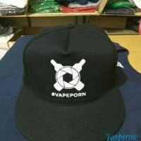 TOPI SNAPBACK VAPEPORN - JASPIROW SHOPPING