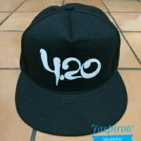 TOPI SNAPBACK 4.20 - JASPIROW SHOPPING