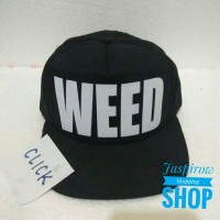 TOPI SNAPBACK WEED - JASPIROW SHOPPING