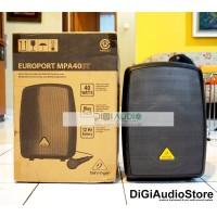 Behringer Speaker Aktif with Bluetooth MPA40BT ( MPA 40 BT )