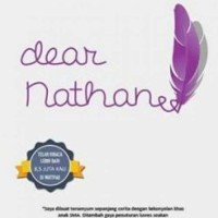 Buku Novel : Dear Nathan