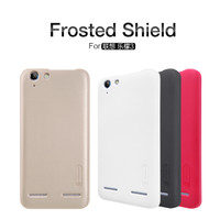 Nillkin Hard Case (Super Frosted Shield) - Lenovo Lemon 3/K5/K5 Plus
