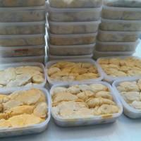 Jual Durian Medan Kupas Asli Murah