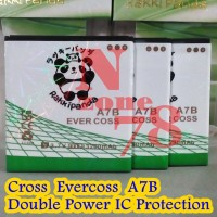 harga Baterai Cross Evercoss A7b Rakkipanda Double Power Protection Tokopedia.com