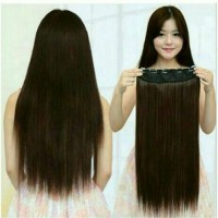 Jual Hair Clip Big Layer 70 cm Lurus Smoothing / Hairclip straight 70cm Murah