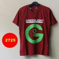 Kaos Greenlight 2725| Kaos Murah | Kaos Distro | Grosir Kaos murah