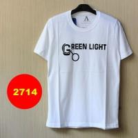 Kaos Greenlight 2714| Kaos Murah | Kaos Distro | Grosir Kaos murah