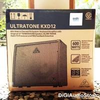 harga Behringer Kxd12 12 Inch 600 Watt 4 Channel Keyboard Amplifier / Amply Tokopedia.com