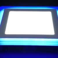 Bluemac FSKS Putih 18W + Biru 6W Lampu Bohlam LED Downlight