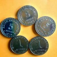 Jual Set uang kuno untuk mahar nominal 17 hemat dan murah Murah