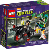 ready LEGO 79118 - Teenage Mutant Ninja Turtles - Karai Bike Escape