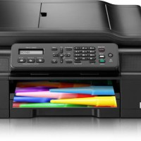 Printer Brother all-in-one multi-function print Scan Copy dan Fax J200
