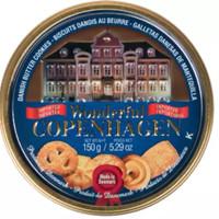 jacobsens wonderful copenhagen butter cookies 150g denmark
